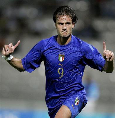 Alberto Gilardino Football Picture