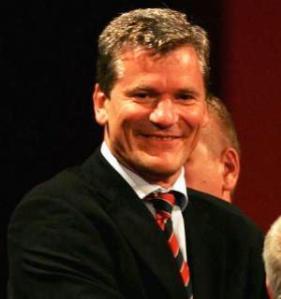 David Gill, CEO Manchester United